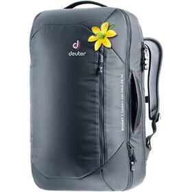 Deuter Aviant Carry On Pro 36 SL Mochila de Viaje Mujer, negro